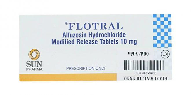 Thuốc flotral 10mg là thuốc gì? có tác dụng gì? giá bao nhiêu tiền?