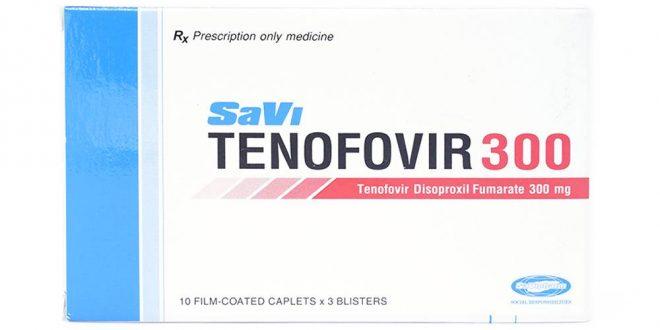 Thuốc savi tenofovir 300mg là thuốc gì? có tác dụng gì? giá bao nhiêu tiền?