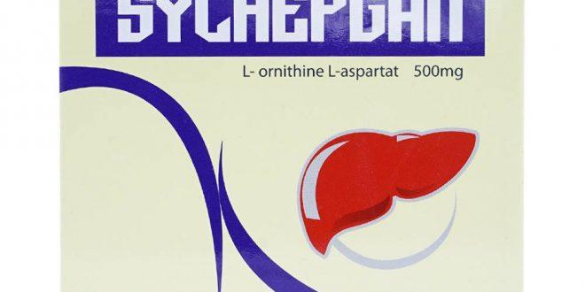 Thuốc sylhepgan 500mg là thuốc gì? có tác dụng gì? giá bao nhiêu tiền?