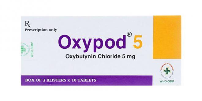 Thuốc oxypod 5 là thuốc gì? có tác dụng gì? giá bao nhiêu tiền?