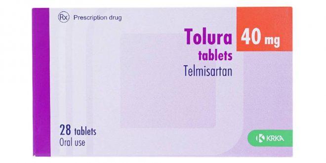 Thuốc tolura 40mg là thuốc gì? có tác dụng gì? giá bao nhiêu tiền?