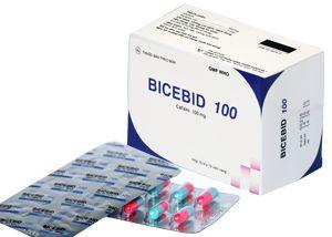 Thuốc bicebid 100 là thuốc gì? có tác dụng gì? giá bao nhiêu tiền?