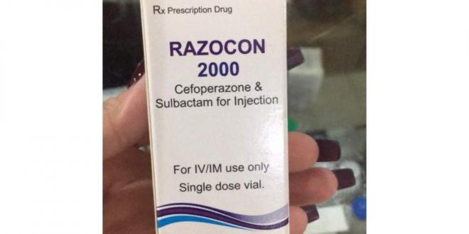 Thuốc razocon 2g là thuốc gì? có tác dụng gì? giá bao nhiêu tiền?