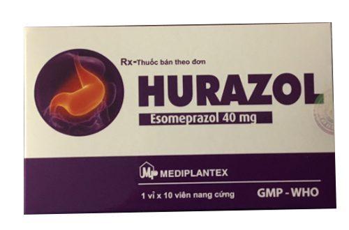 Thuốc hurazol 40mg là thuốc gì? có tác dụng gì? giá bao nhiêu tiền?
