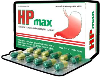 Thuốc hp max là thuốc gì? có tác dụng gì? giá bao nhiêu tiền?