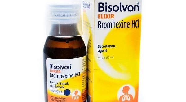 Thuốc bisolvon kids 60ml là thuốc gì? có tác dụng gì? giá bao nhiêu tiền?