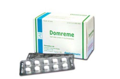 Thuốc domreme 10mg là thuốc gì? có tác dụng gì? giá bao nhiêu tiền?