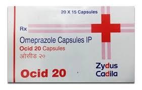 Thuốc ocid 20mg là thuốc gì? có tác dụng gì? giá bao nhiêu tiền?