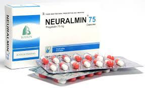 Thuốc neuralmin 75mg là thuốc gì? có tác dụng gì? giá bao nhiêu tiền?