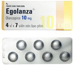Thuốc egolanza 10mg là thuốc gì? có tác dụng gì? giá bao nhiêu tiền?