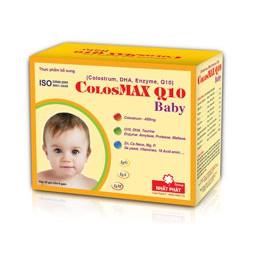Thuốc colosmax q10 baby là thuốc gì? có tác dụng gì? giá bao nhiêu tiền?