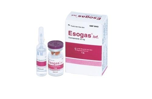 Thuốc esogas ivf 40mg là thuốc gì? có tác dụng gì? giá bao nhiêu tiền?