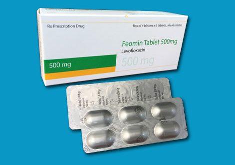 Thuốc feomin 500mg là thuốc gì? có tác dụng gì? giá bao nhiêu tiền?