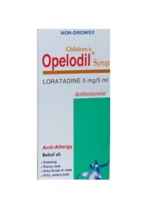 Thuốc opelodil 60ml là thuốc gì? có tác dụng gì? giá bao nhiêu tiền?