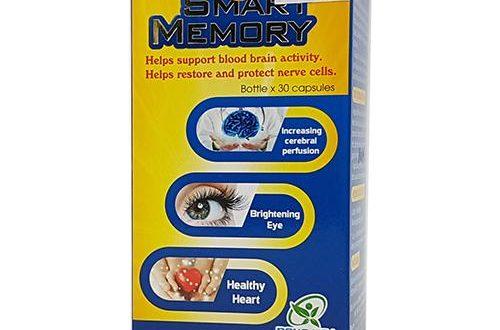 Thuốc smart memory là thuốc gì? có tác dụng gì? giá bao nhiêu tiền?