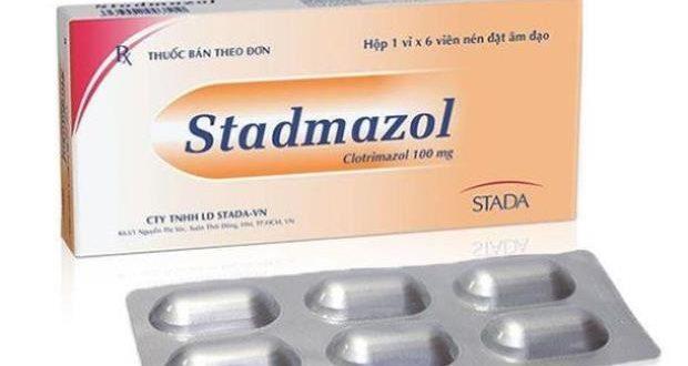 Thuốc stadmazol 100mg là thuốc gì? có tác dụng gì? giá bao nhiêu tiền?
