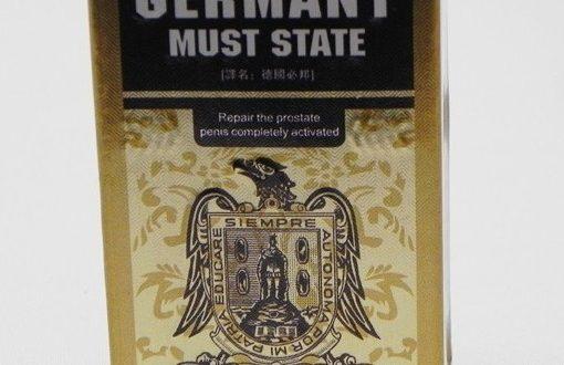Thuốc germany must state là thuốc gì? có tác dụng gì? giá bao nhiêu tiền?