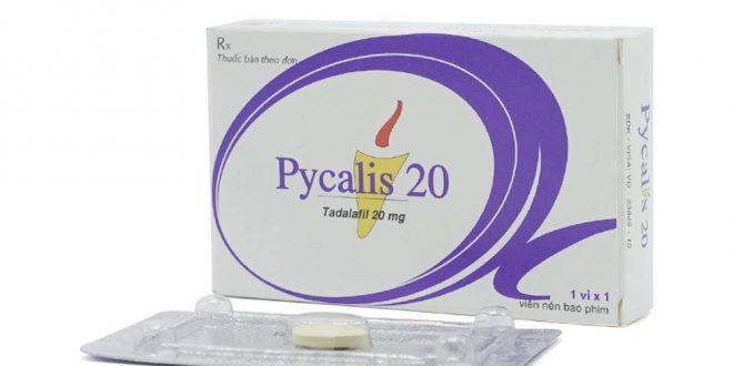 Thuốc pycalis 20 là thuốc gì? có tác dụng gì? giá bao nhiêu tiền?