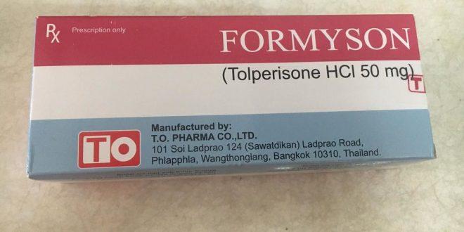 Thuốc formyson 50mg là thuốc gì? có tác dụng gì? giá bao nhiêu tiền?