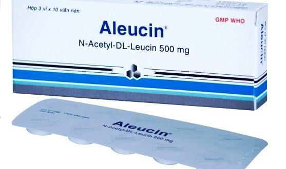 Thuốc aleucin 500mg là thuốc gì? có tác dụng gì? giá bao nhiêu tiền?