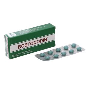 Thuốc bostocodin là thuốc gì? có tác dụng gì? giá bao nhiêu tiền?