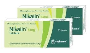 Thuốc nivalin 5mg là thuốc gì? có tác dụng gì? giá bao nhiêu tiền?