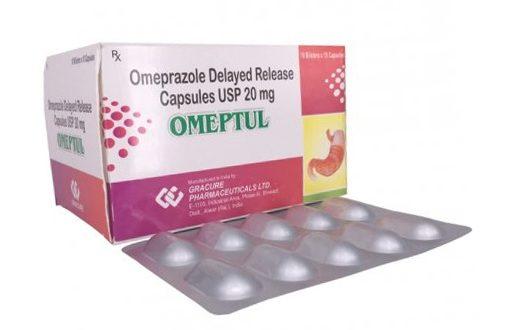 Thuốc omeptul 20mg là thuốc gì? có tác dụng gì? giá bao nhiêu tiền?