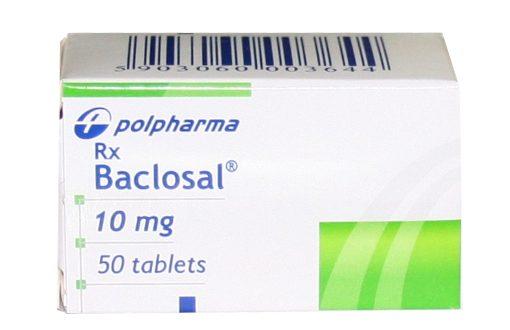 Thuốc baclosal 10mg là thuốc gì? có tác dụng gì? giá bao nhiêu tiền?