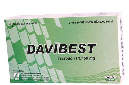 Thuốc davibest là thuốc gì? có tác dụng gì? giá bao nhiêu tiền?