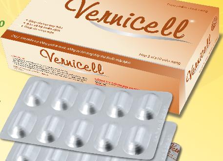Thuốc vernicell là thuốc gì? có tác dụng gì? giá bao nhiêu tiền?