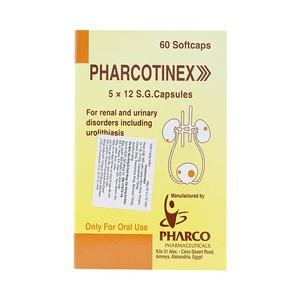 Thuốc pharcotinex là thuốc gì? có tác dụng gì? giá bao nhiêu tiền?