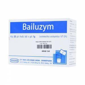 Thuốc bailuzym 1g là thuốc gì? có tác dụng gì? giá bao nhiêu tiền?