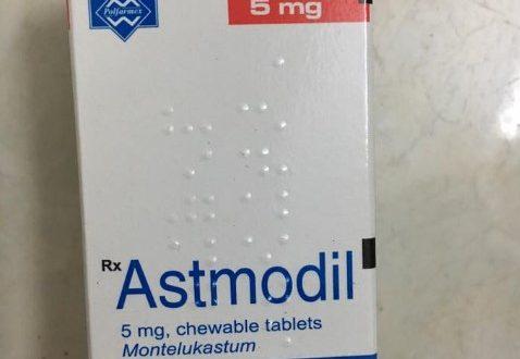 Thuốc astmodil 5mg là thuốc gì? có tác dụng gì? giá bao nhiêu tiền?