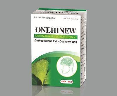 Thuốc onehinew là thuốc gì? có tác dụng gì? giá bao nhiêu tiền?