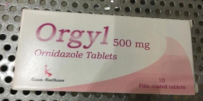 Thuốc orgyl 500mg là thuốc gì? có tác dụng gì? giá bao nhiêu tiền?