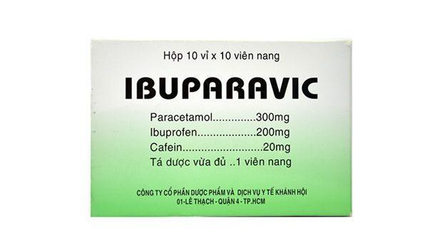 Thuốc ibuparavic là thuốc gì? có tác dụng gì? giá bao nhiêu tiền?