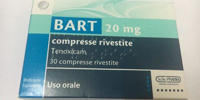 Thuốc bart 20mg là thuốc gì? có tác dụng gì? giá bao nhiêu tiền?