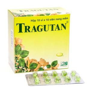 Thuốc tragutan oval là thuốc gì? có tác dụng gì? giá bao nhiêu tiền?