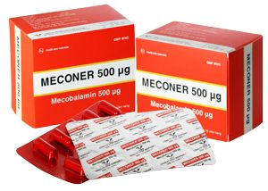 Thuốc meconer 500mcg là thuốc gì? có tác dụng gì? giá bao nhiêu tiền?