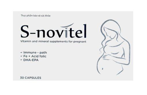 Thuốc s-novitel là thuốc gì? có tác dụng gì? giá bao nhiêu tiền?