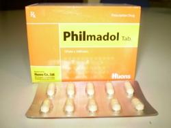 Thuốc philmadol là thuốc gì? có tác dụng gì? giá bao nhiêu tiền?