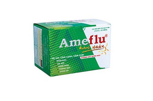 Thuốc Ameflu Day time là thuốc gì? có tác dụng gì? giá bao nhiêu tiền?
