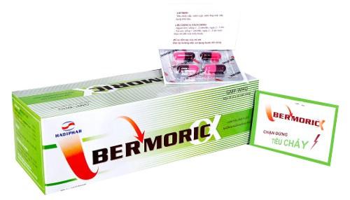 Thuốc bermoric là thuốc gì? có tác dụng gì? giá bao nhiêu tiền?