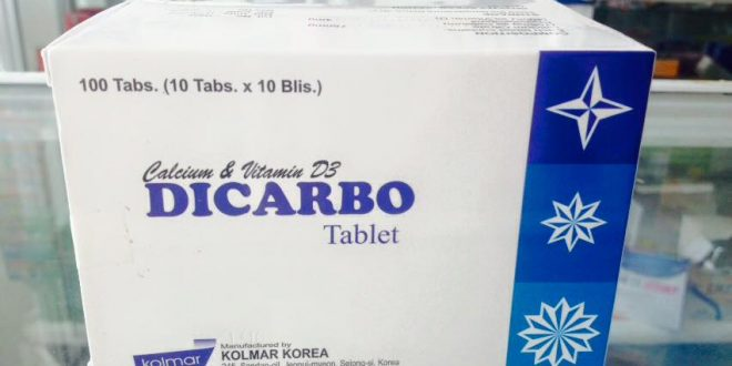 Thuốc dicarbo tablet là thuốc gì? có tác dụng gì? giá bao nhiêu tiền?