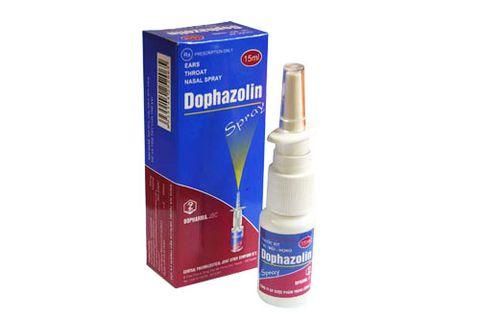 Thuốc dophazolin 15ml là thuốc gì? có tác dụng gì? giá bao nhiêu tiền?