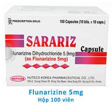 Thuốc sarariz capsule là thuốc gì? có tác dụng gì? giá bao nhiêu tiền?