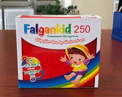 Thuốc falgankid 250 là thuốc gì? có tác dụng gì? giá bao nhiêu tiền?