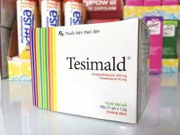 Thuốc tesimald là thuốc gì? có tác dụng gì? giá bao nhiêu tiền?