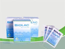 Thuốc biolac là thuốc gì? có tác dụng gì? giá bao nhiêu tiền?