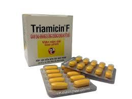Thuốc triamicin f là thuốc gì? có tác dụng gì? giá bao nhiêu tiền?